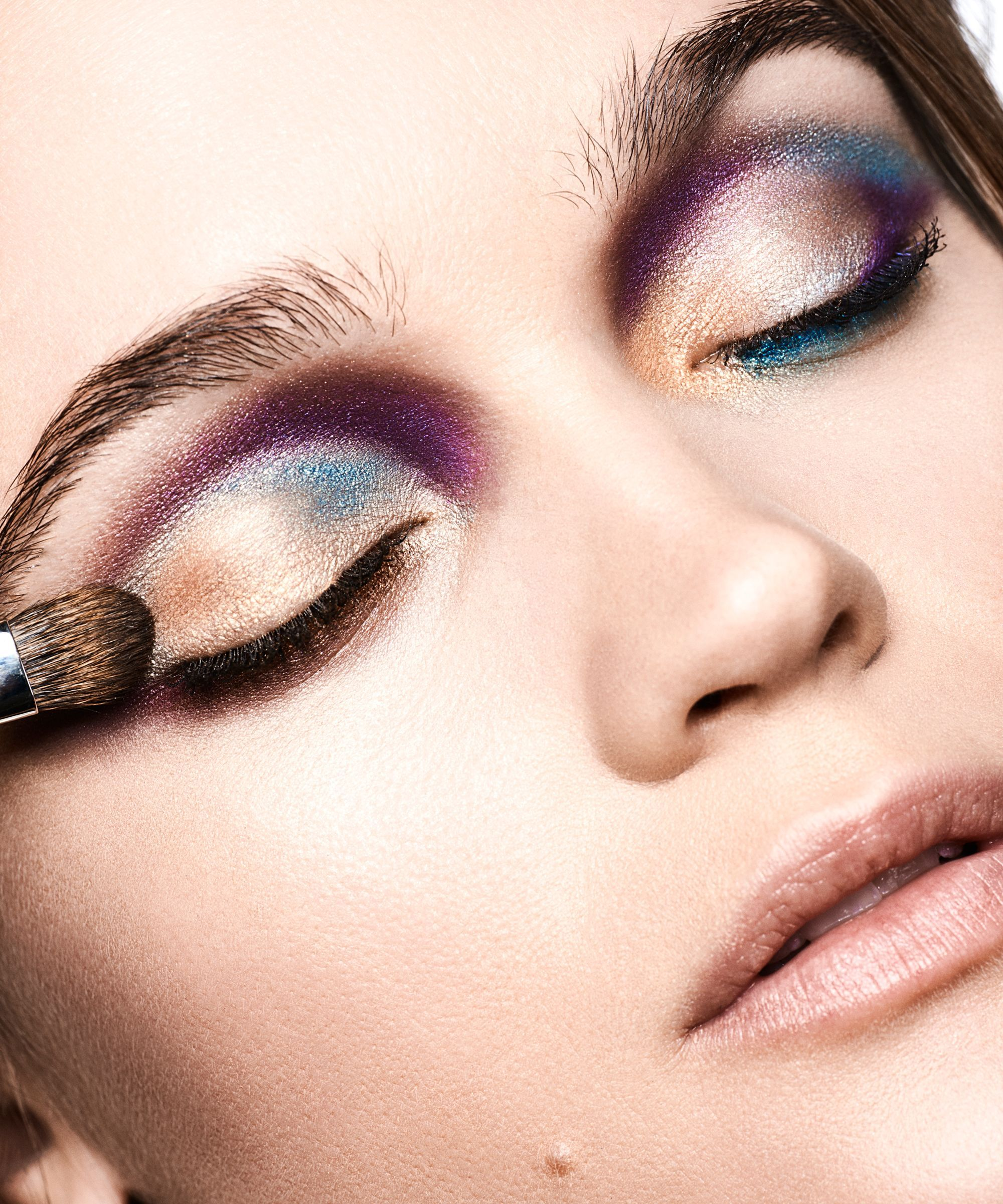 11b59e30b37 Edgy Makeup Spring Beauty Trends | We're daring you to break out of your