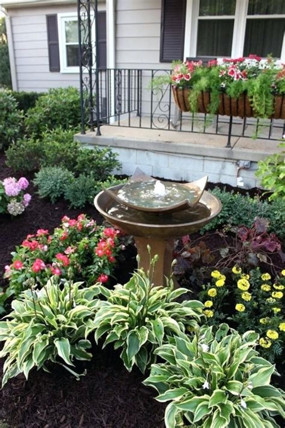 45 Best And Cheap Simple Front Yard Landscaping Ideas Homenthusiastic Front Yard Landscaping Design Cheap Landscaping Ideas Cheap Landscaping Ideas For Front Yard