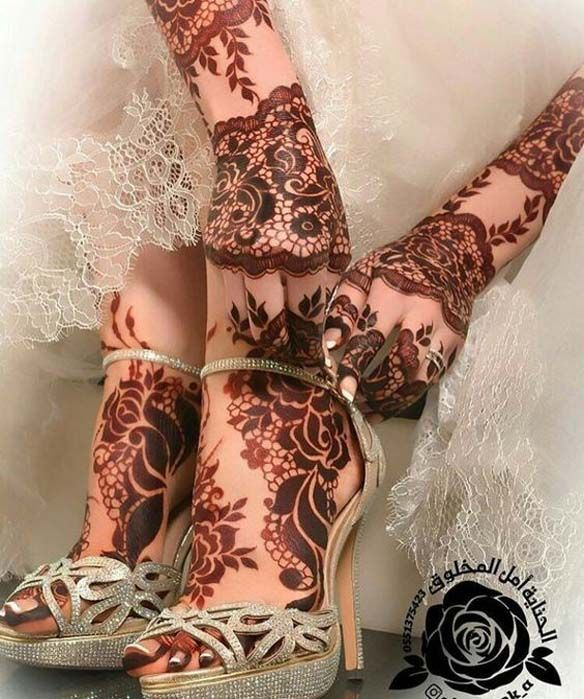 Latest Bridal Henna Designs 2018 Hina Mehndi Henna Designs Henna