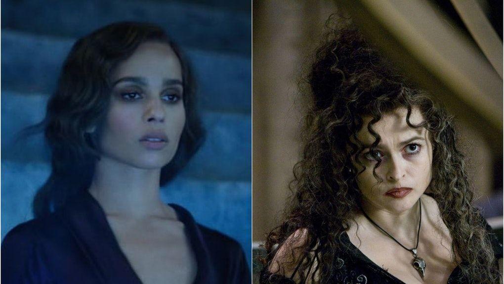 The Lestrange Family Tree Explains So Much For Fantastic Beasts Fans Harry Potter Family Tree Lestrange Lestrange Harry Potter