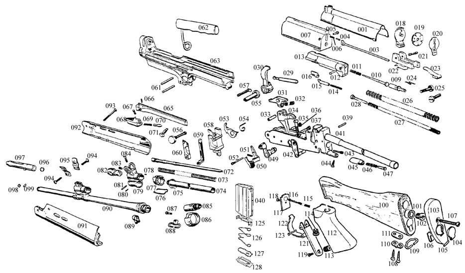 FN 57 MAGAZINE PARTS - Auto Electrical Wiring Diagram