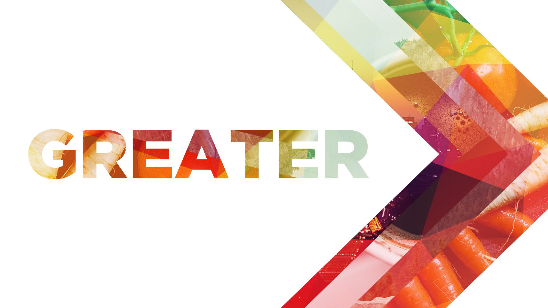 Sermon Series Package Topic: Greater: Jesus is Greater than Anything ...