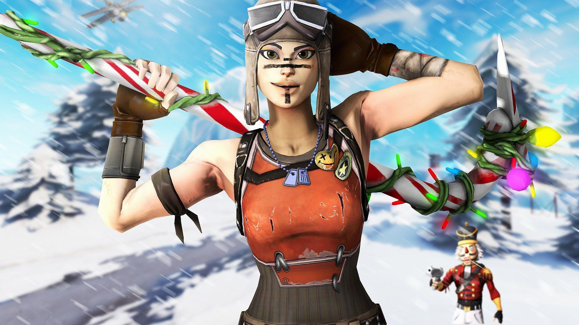 Pin by Robyn Sullivan on Fortnite Gaming wallpapers