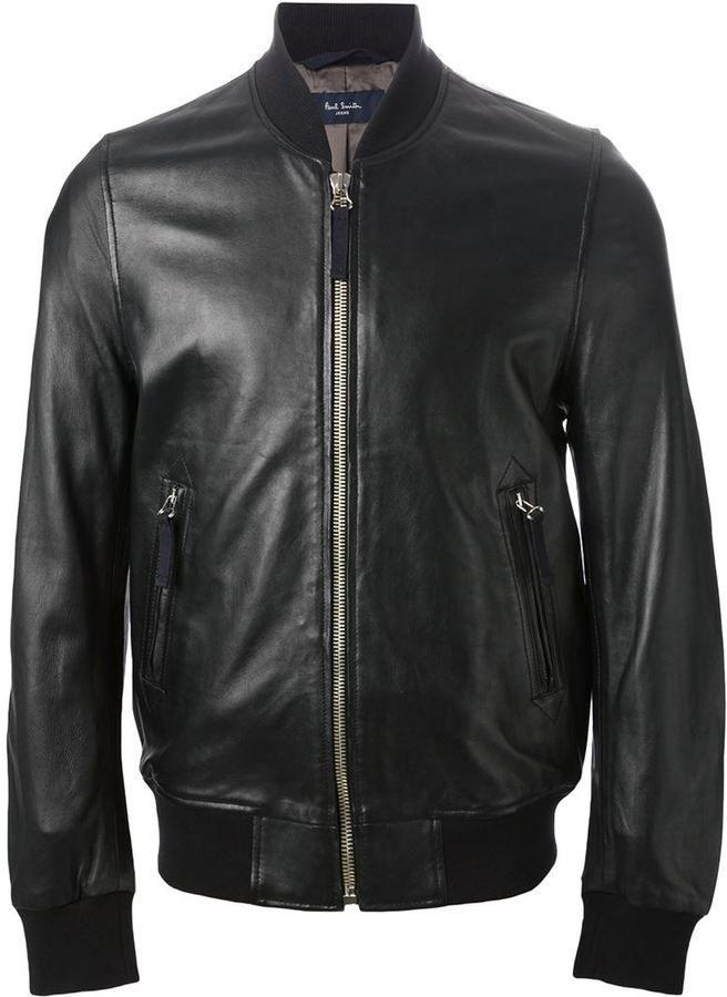 1d3740f3943 Men's Skye Peak Leather Jacket | Dapper-tude | Timberland leather ...