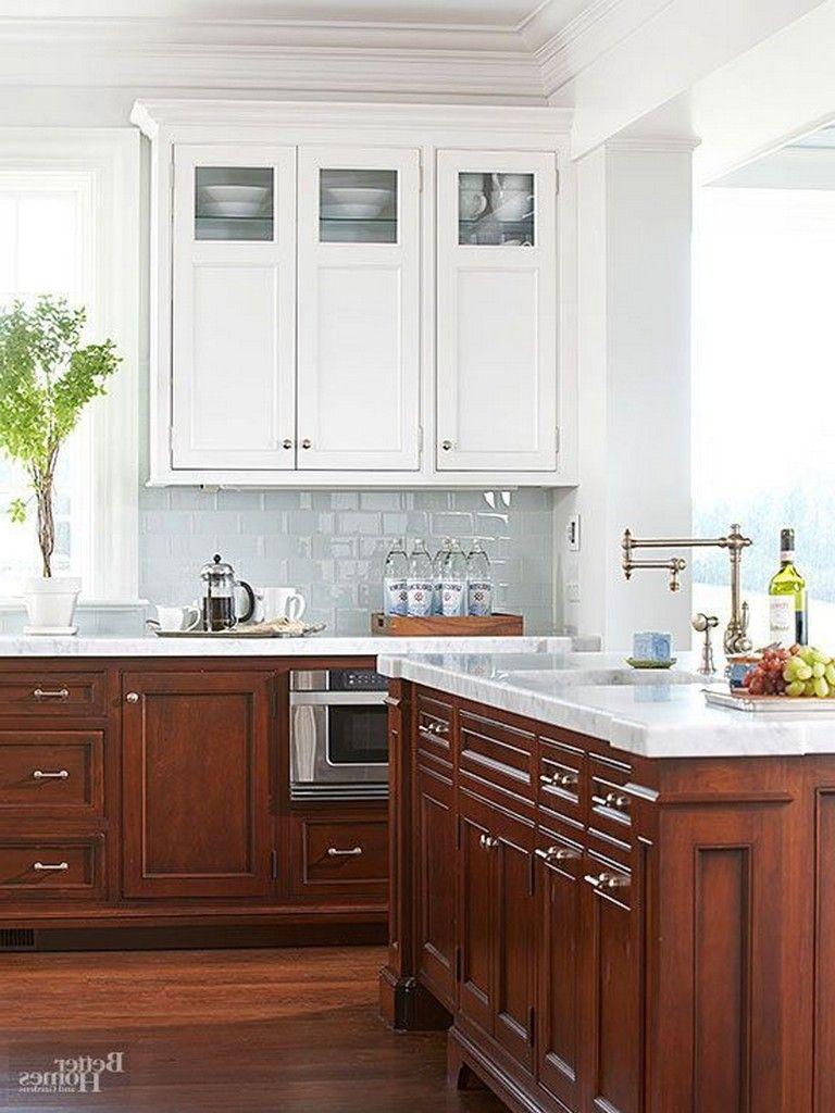 40 Contemporary Walnut Kitchen Cabinets Design Ideas Walnut