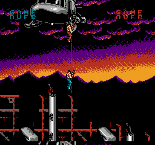 Nintendo: Contra III