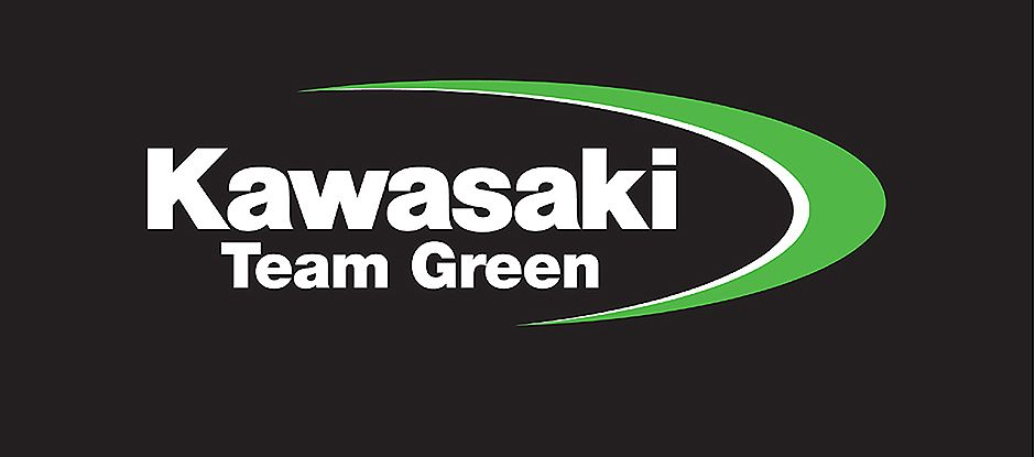 Kawasaki Team Green Logo