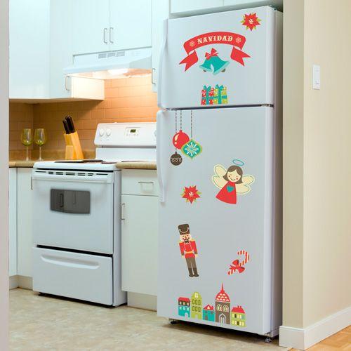 Motivos navideños para decorar cualquier parte de tu hogar, desde el