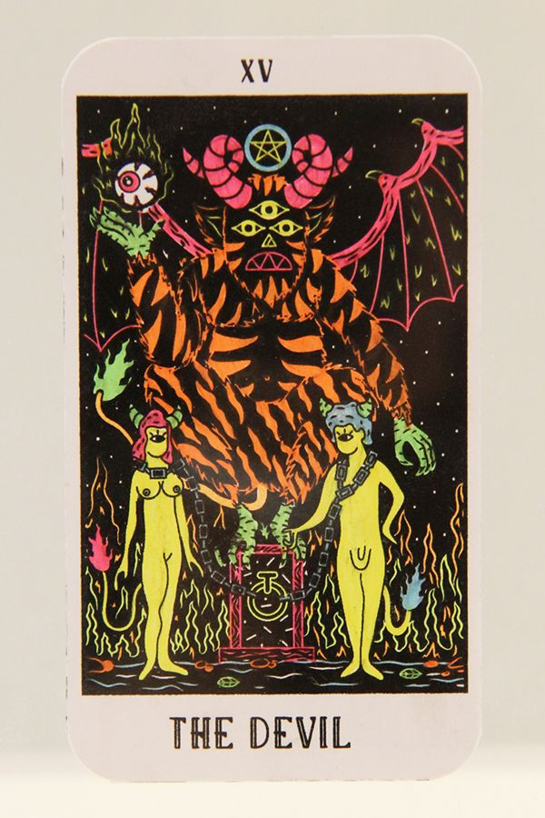 Tarot Card Designs For Your Friday The 13th