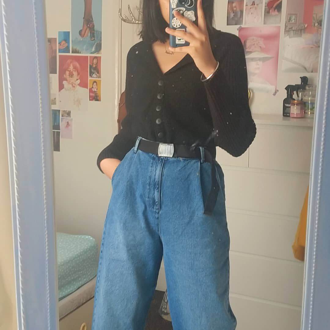 90s Vintage Outfit Aesthetic Fashion 90s 90sfashion 90sstyle 90saesthetic Vintage Vintageclothing Vintage Aesthetic Clothes Clothes Soft Grunge Outfits