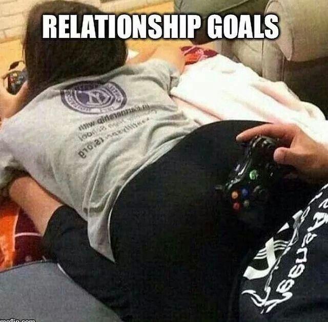 hexagram 34 relationship goals