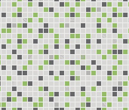 Papel Pintado Gresite Verde Blanco Ref 16759540 Leroy Merlin Doll House Wallpaper Blue And White Wallpaper Brown Wallpaper