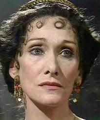 Siân Phillips  as Livia in I Claudius