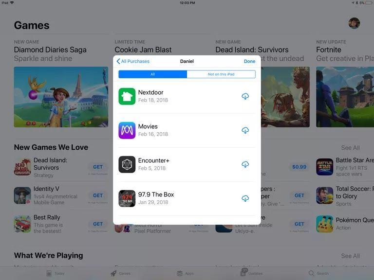 Cara Mengembalikan Aplikasi Yang Terhapus Di Iphone Atau Ipad Dari App Store Teknolah Ipad Iphone Aplikasi