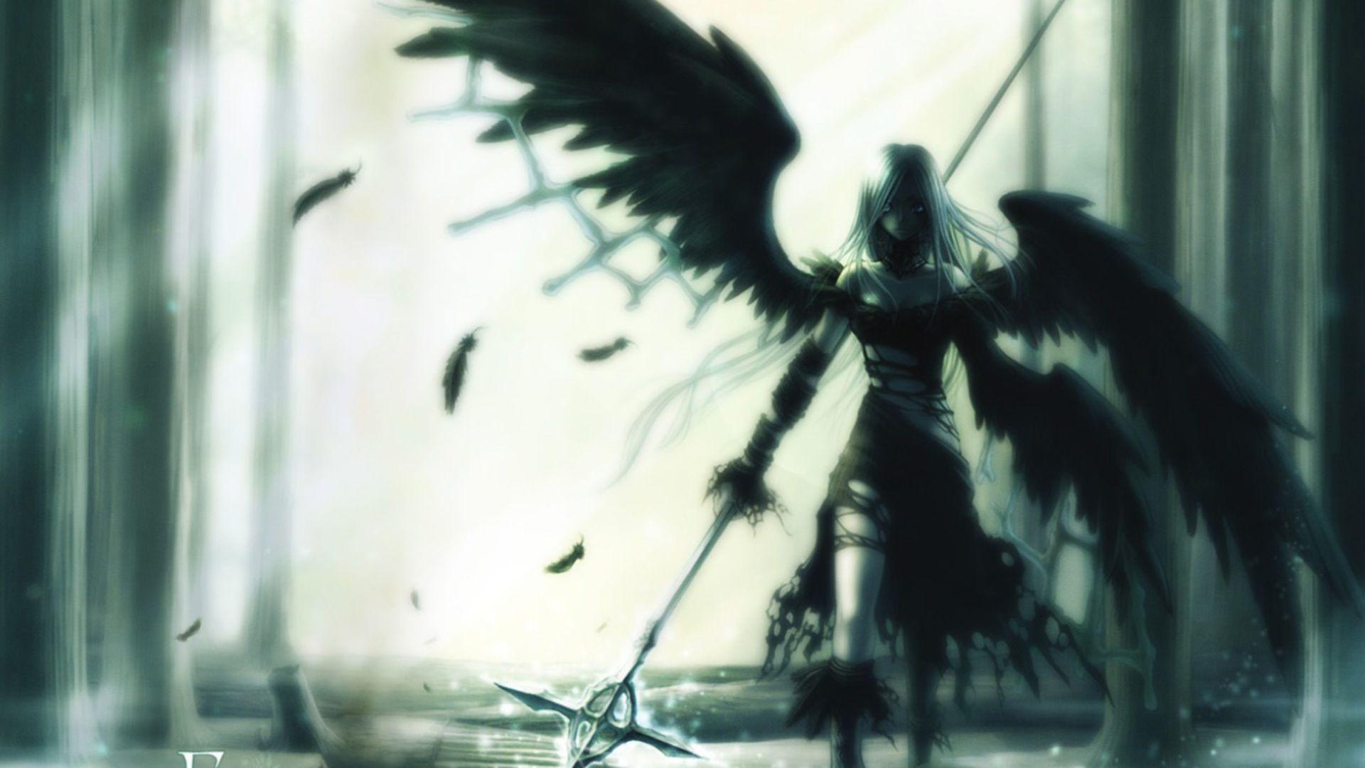 Dark Angel Wallpaper Anime Wallpaper 1920x1080 Anime Wallpaper Dark angel anime wallpaper
