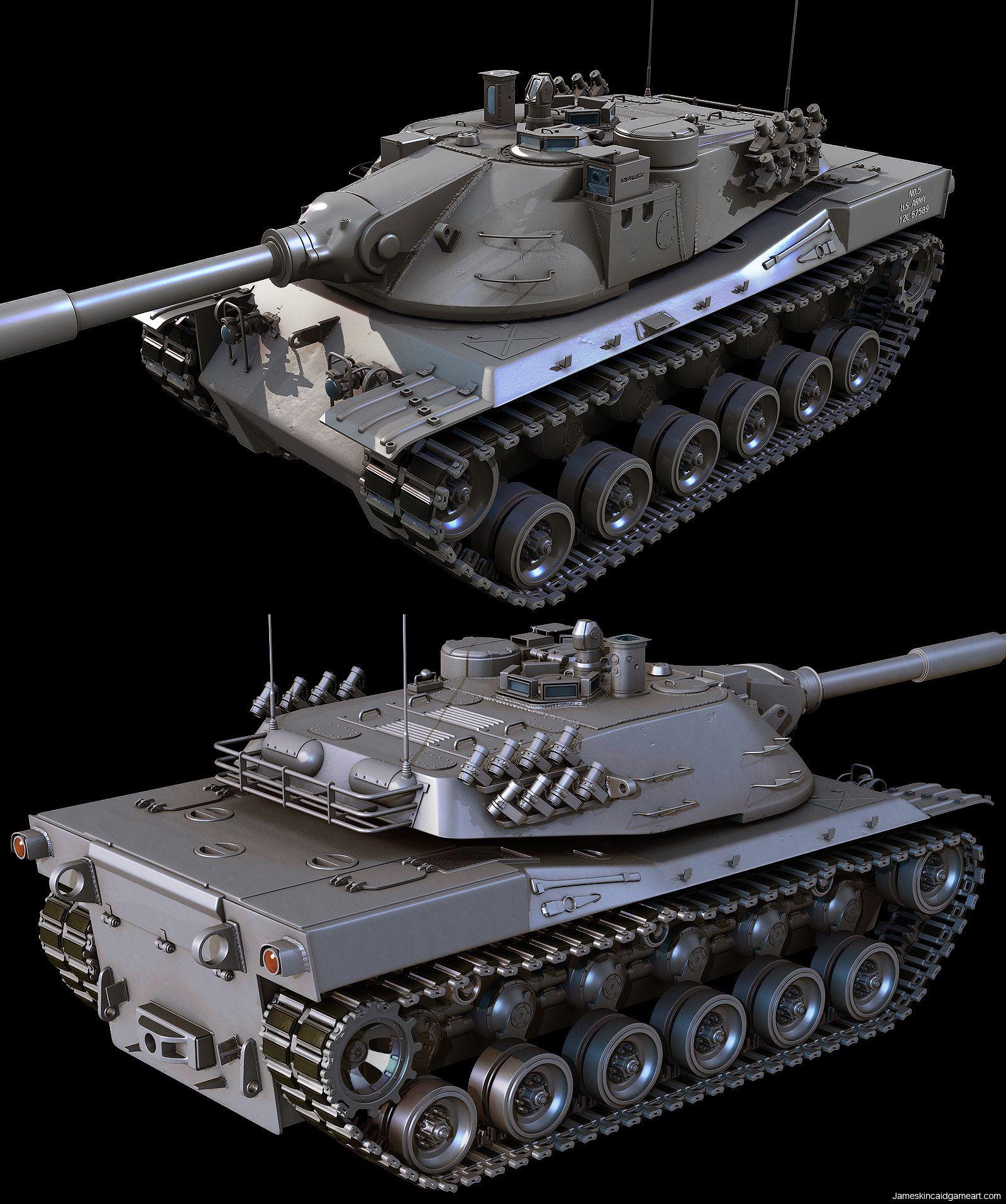 Cool tank model d environment art pinterest
