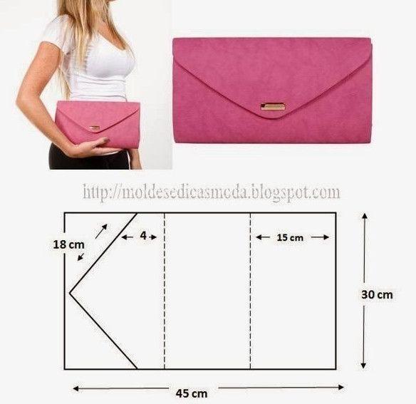 Als ich sah, welche Tasche meine Freundin genäht hat … – Young Lady Fashion
