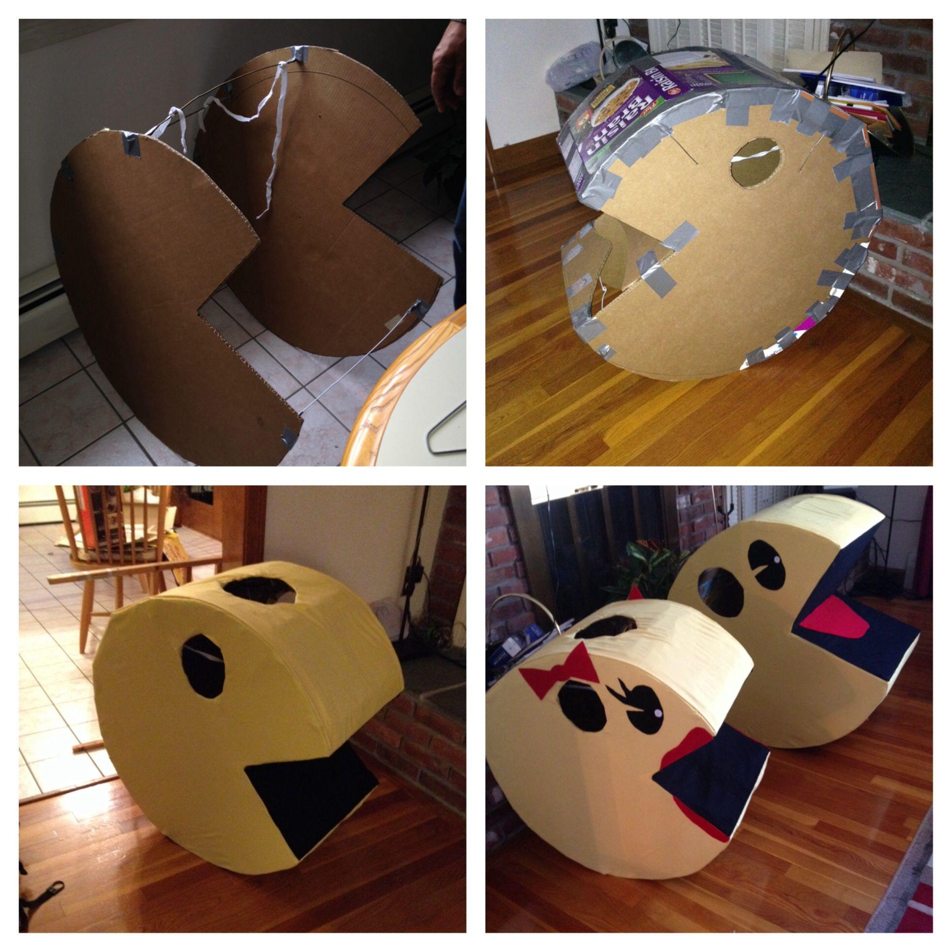 halloween mrs and mr pac man couples costumes halloween pinterest geschenke ideen und basteln. Black Bedroom Furniture Sets. Home Design Ideas