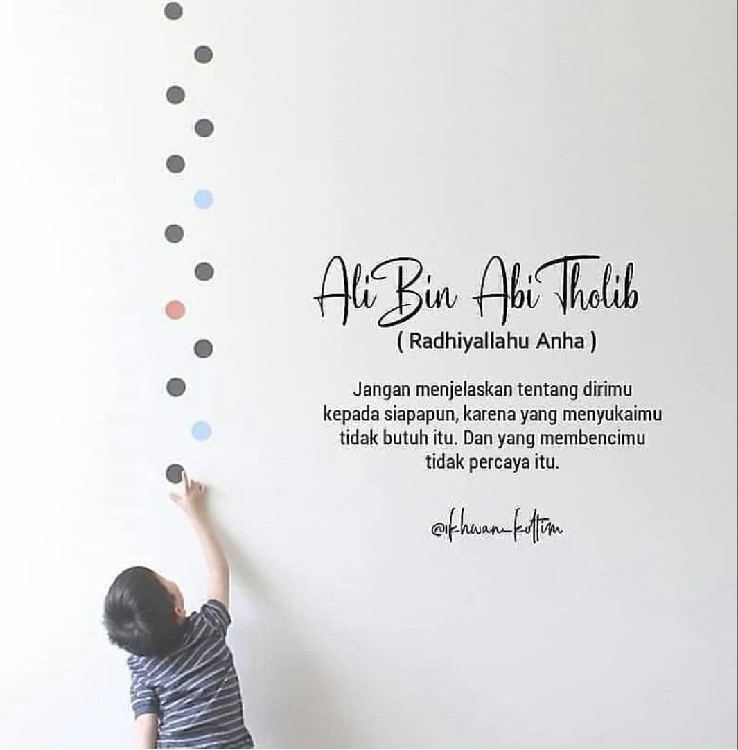 Ali Bin Abi Thalib Kutipan Motivasi