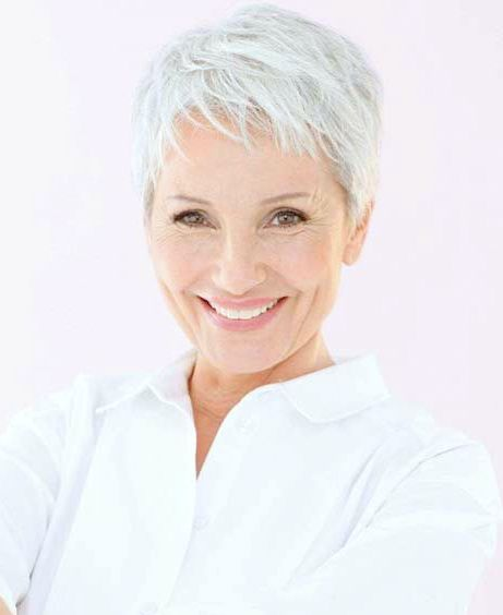 26++ Fine hair short haircuts for older women ideas in 2021