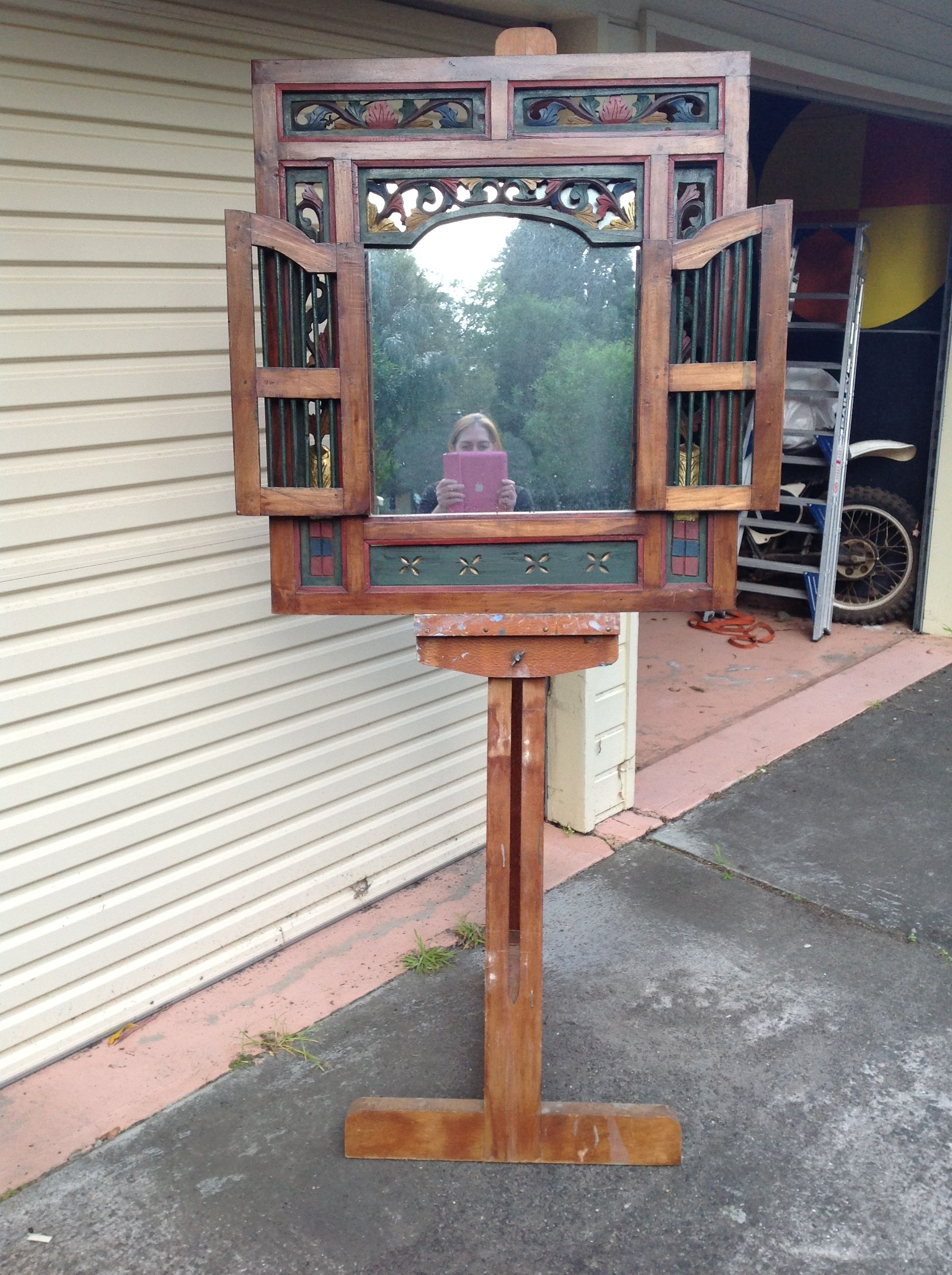 Pin by Jacob Asher on easel ideas | Outdoor decor, Decor ... on Easel Decorating Ideas  id=59263