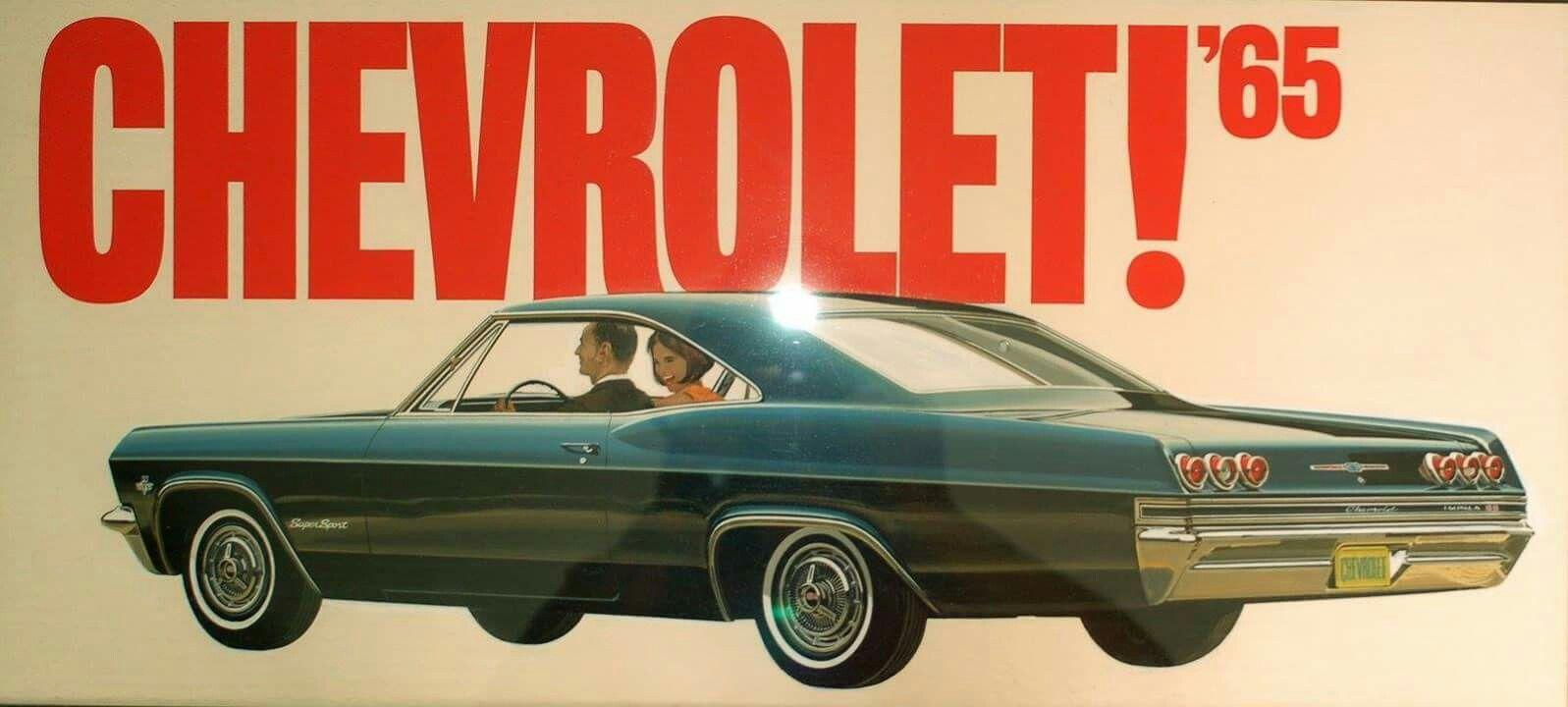 Pin on 1965 Impala Super Sport