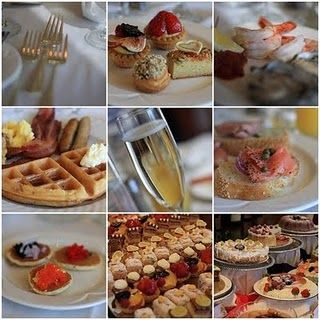 Explore Wedding Brunch Reception And More Menu Ideas