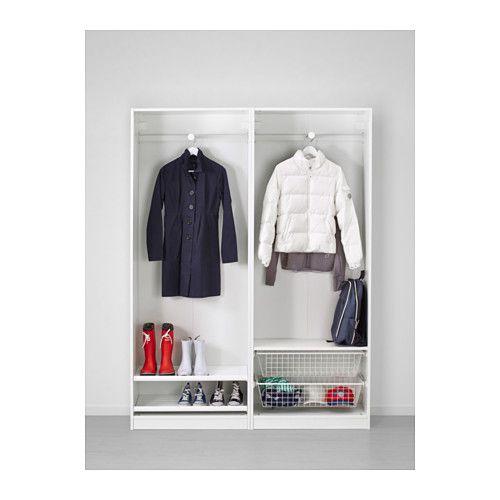 Pax armoire penderie 150x44x201 cm ikea bureau en - Planificateur de cuisine ikea ...