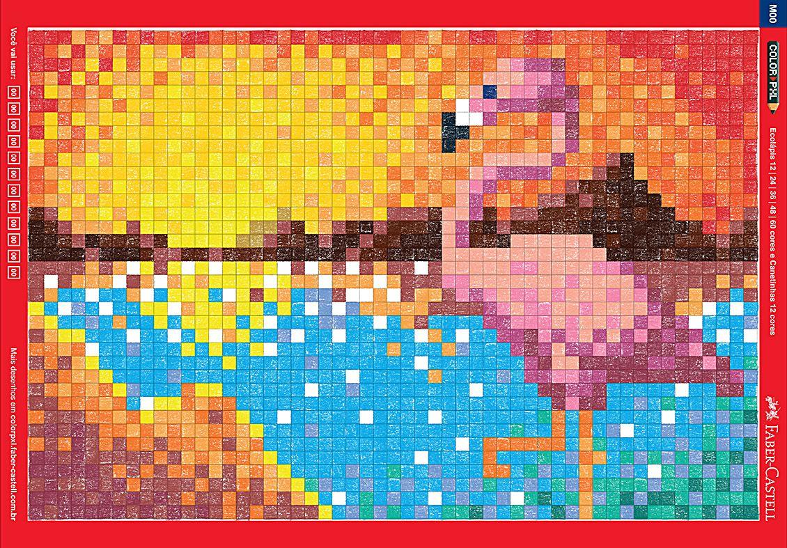 Image Result For Faber Castell Pixel Art