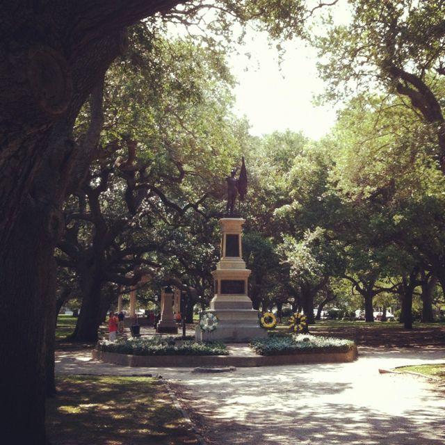 Wedding White Point Gardens Charleston Sc: The Battery / White Point Gardens - Charleston, SC