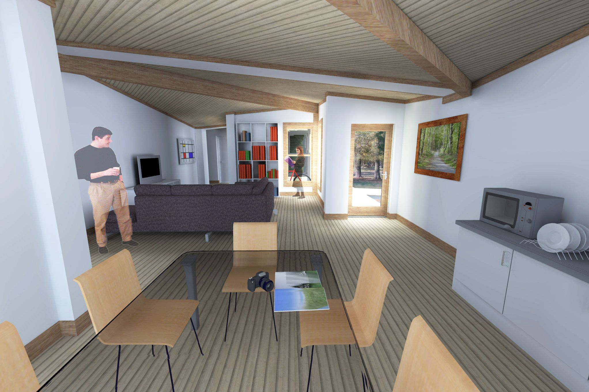 Man Cave Art Studio : More than storage sheds used as a workshop home office art studio