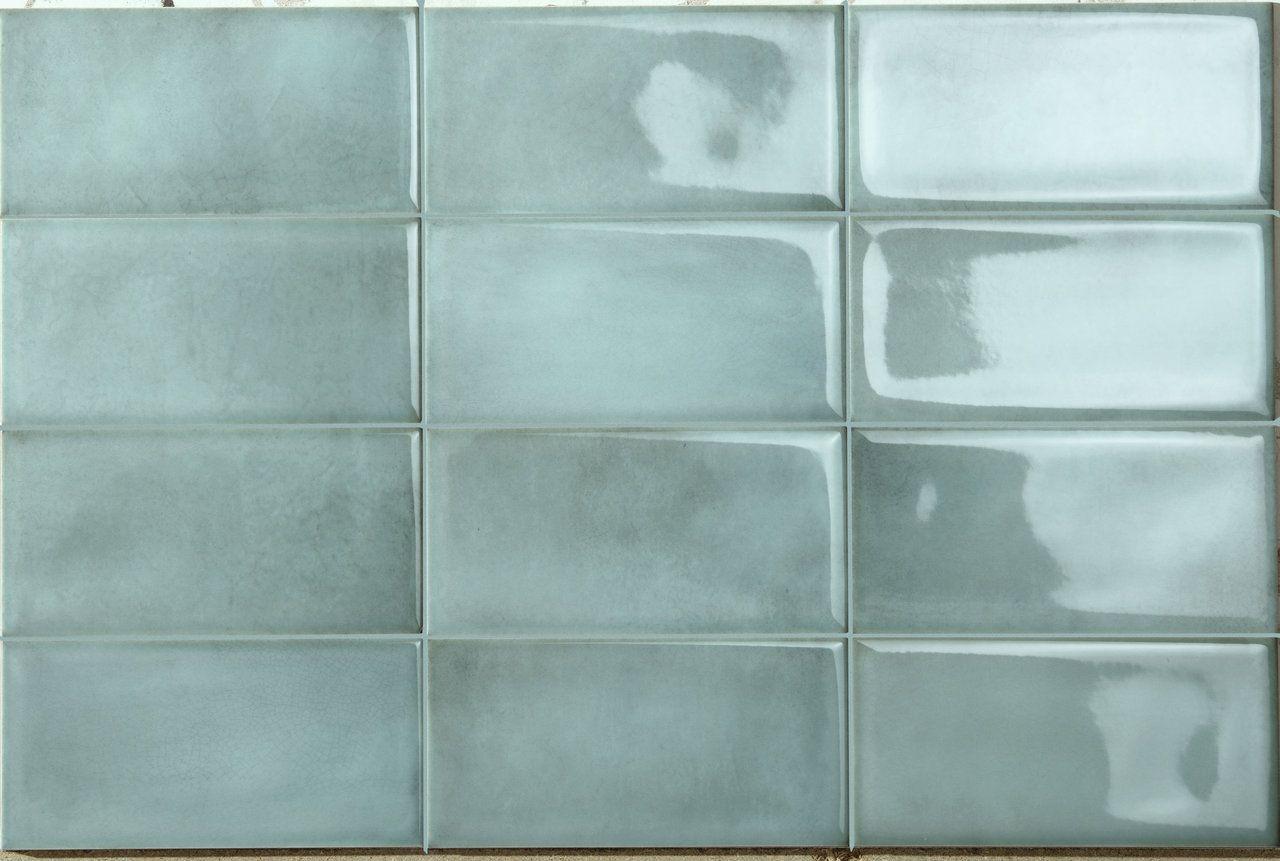 Greensea | Ceramic Tile | Wall Tile | Glossy | Subway Look | Iris ...