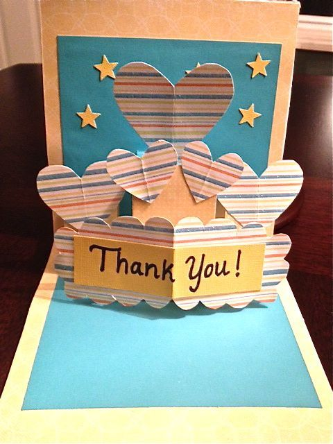 Pop Up Card Tutorial Make Your Own Card In 30 Minutes Make Your Own Card Pop Up Cards Card Tutorial