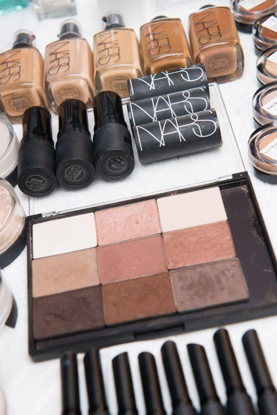 NYFW SS2017: beauty products from the Fashion Week backstage