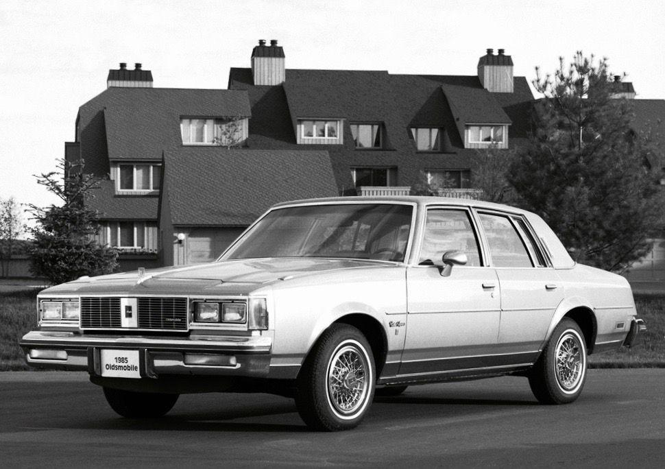 1985 Old Cutlass Supreme Sedan | 1980s GM Cars | Pinterest | Sedans ...