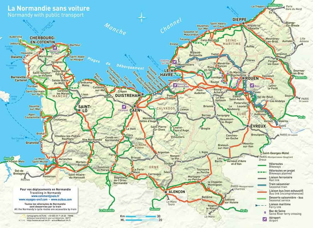 Map Of Normandy France Detailed.Map Of Normandy C Actual 2015 Genealogy Irish In 2019 Normandy