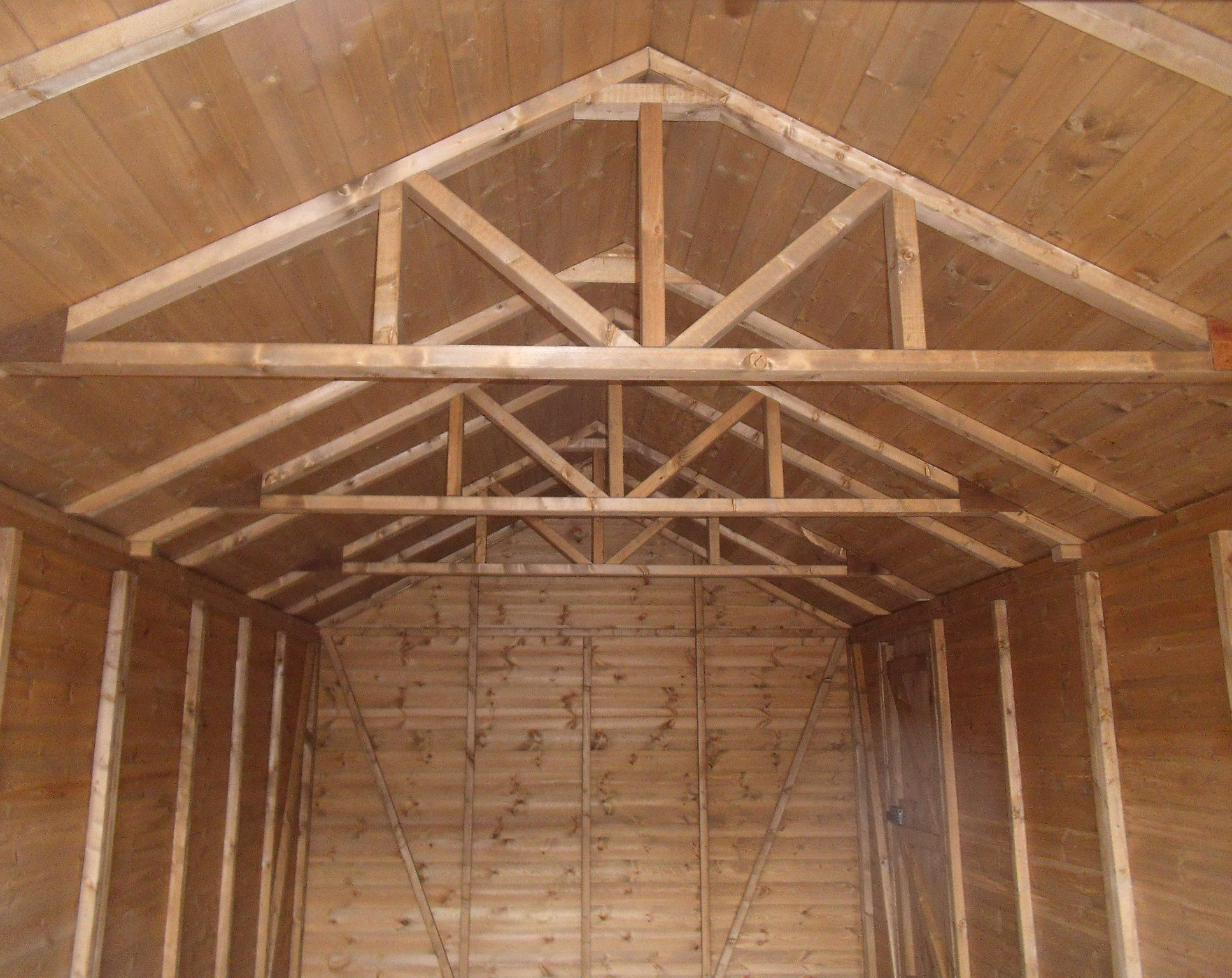 Best Metal Garage Roof Trusses Google Search Roof Trusses 400 x 300