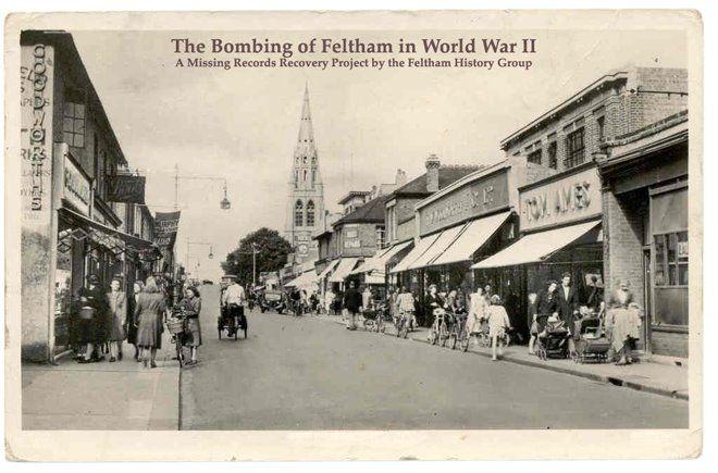 Feltham Bedfont Hanworth Times Past Favorite Places Street
