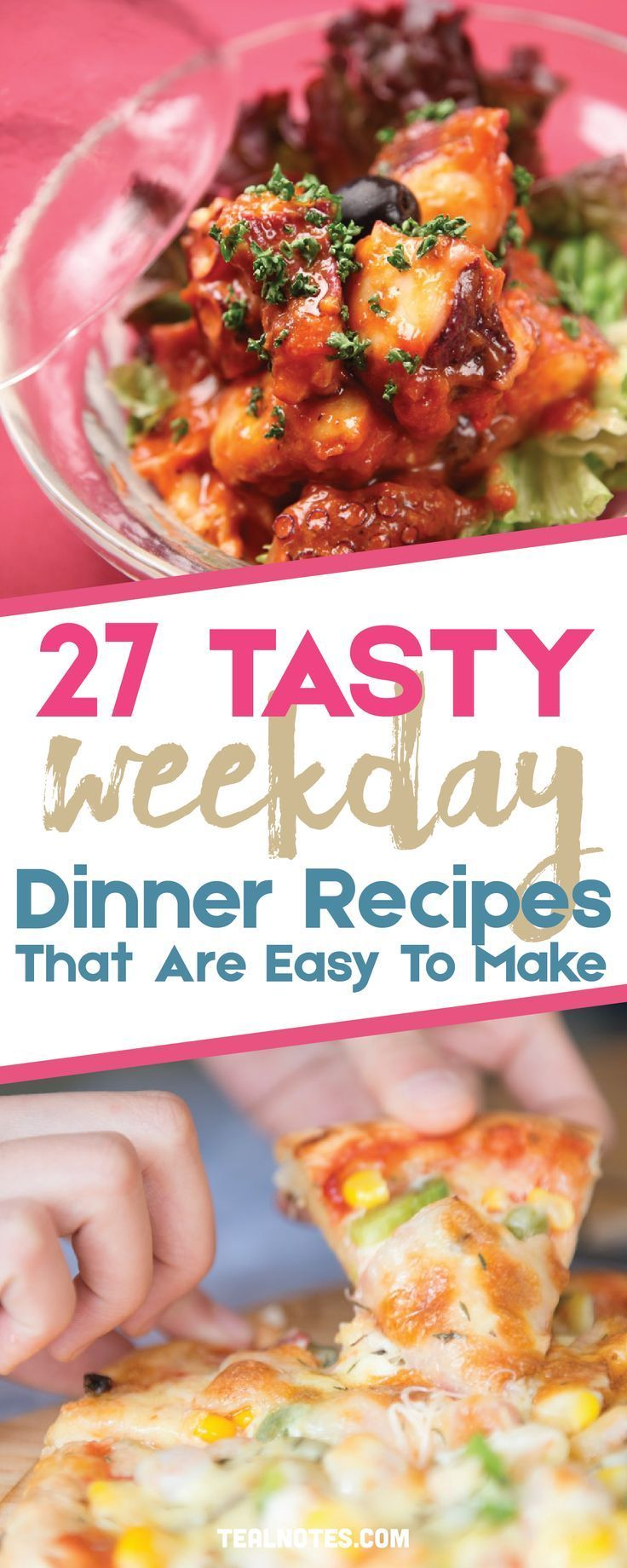 27 Quick Dinner Ideas You Can Make In 25 Minutes Or Less images