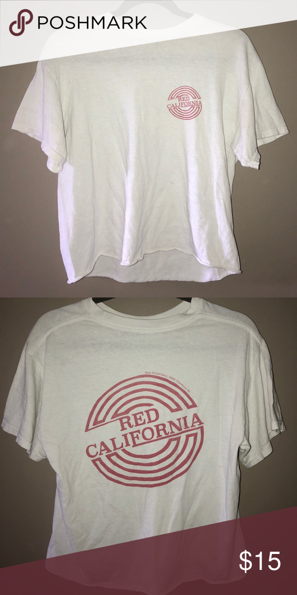 4ad0d2e5422ac Brandy Melville Graphic Tee Purchased from PacSun. Such a cute ...
