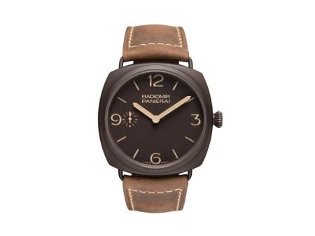 CHECK OUT THIS OFFICINE PANERAI RADIOMIR COMPOSITE DESIGNER MEN'S WATCH!!