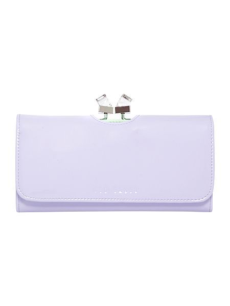 ef42d0780 New Ted Baker lilac purse crystal bow- my favourite part of this is that is