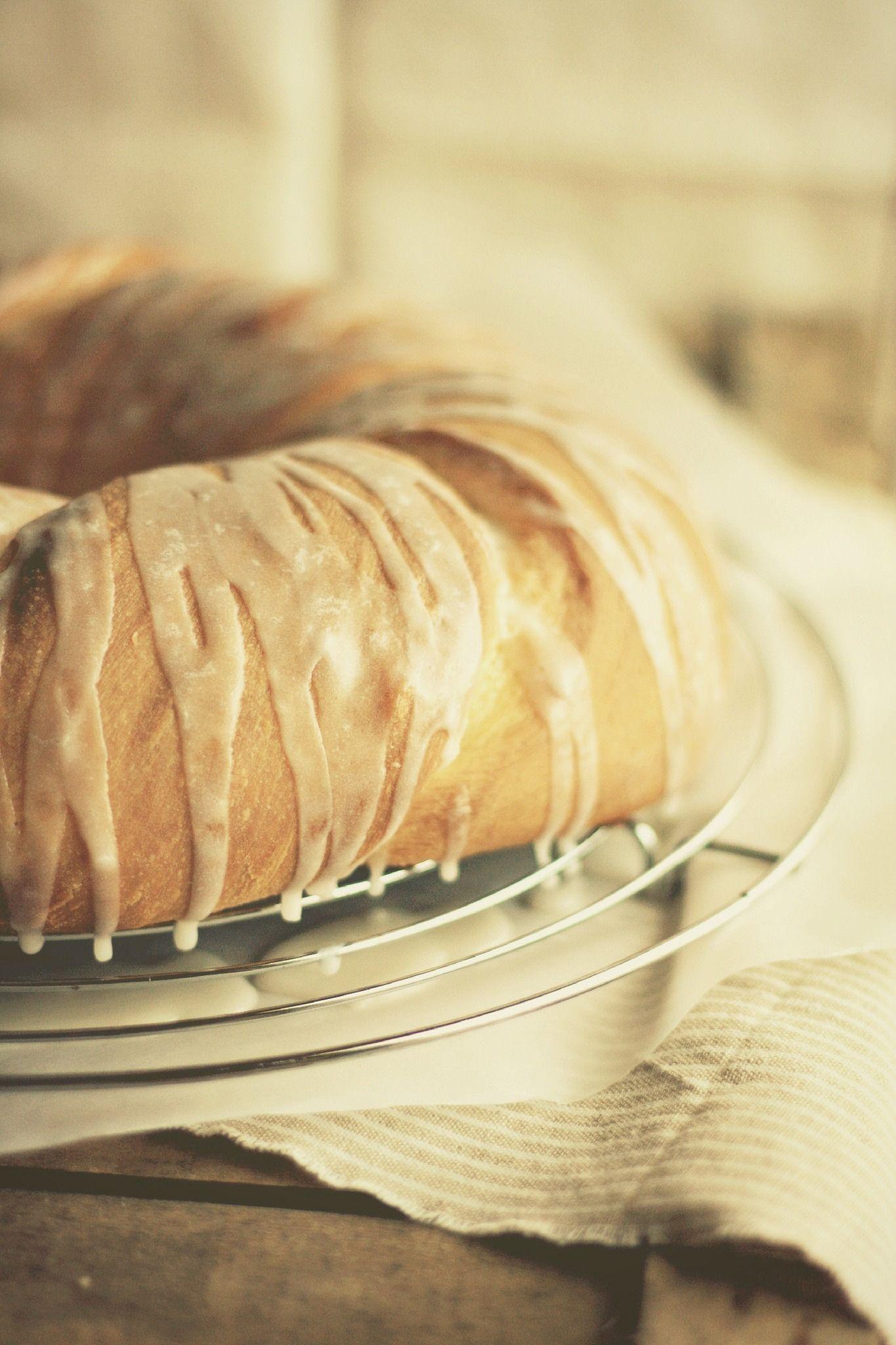 Sweet bread - Copyright 2012 Sarah Brunella