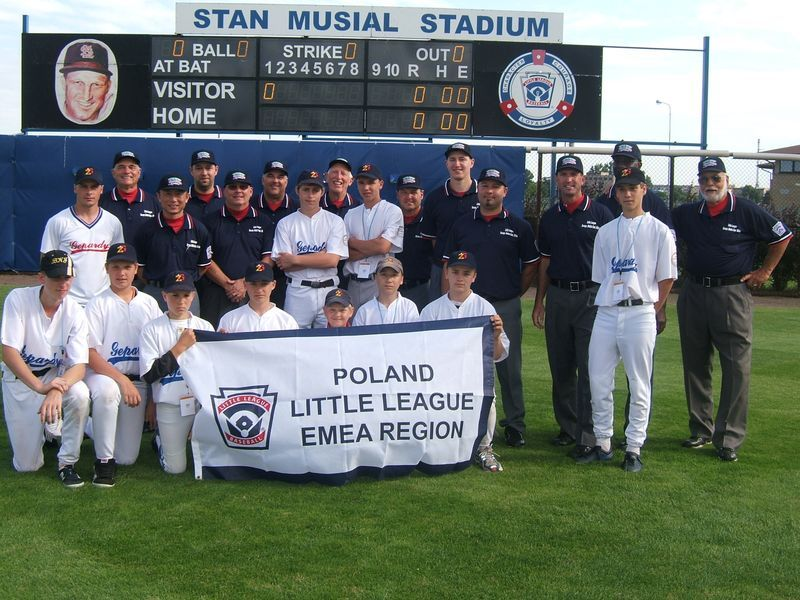 2009 Emea Junior Baseball Tournament Baseball Tournament Little League Little League Baseball