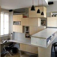 130 Square Foot 12 Square Meter Micro Apartment In Paris Home