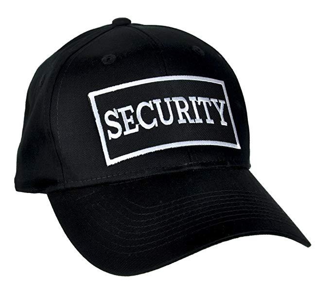 Amazon Com Five Nights At Freddy S Security Guard Hat Baseball Cap Alternative Clothing Clothing Baseball Hats Security Uniforms Security Guard