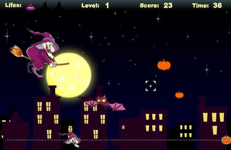 38 free online halloween games for kids - Halloween Kid Games Online
