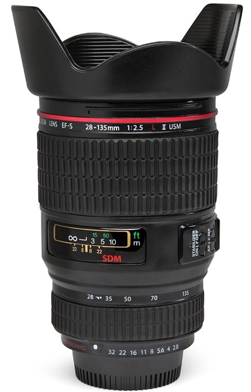 42. #Camera Lens Mug - 45 Best Gifts for Men - Your #Ultimate Guide to Top #Gifts for Him ... → #Lifestyle #Perfect