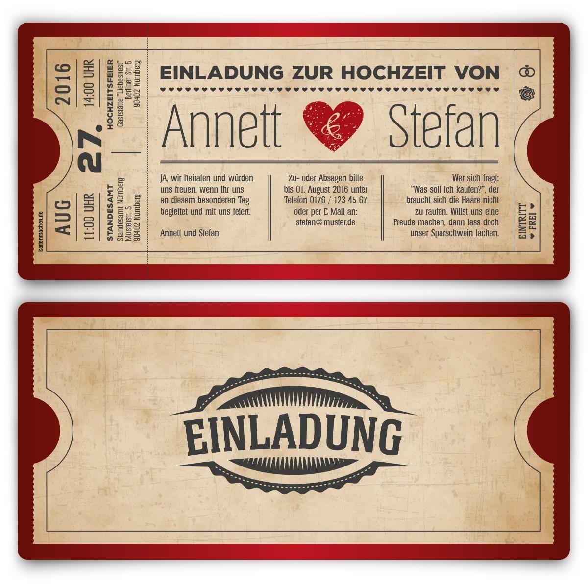 Einladungskarten Online Gestalten Und Drucken