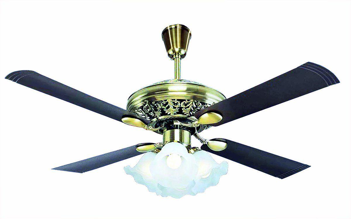 Crompton Greaves Nebula 1200mm 72 Watt Ceiling Fan Antique Brass